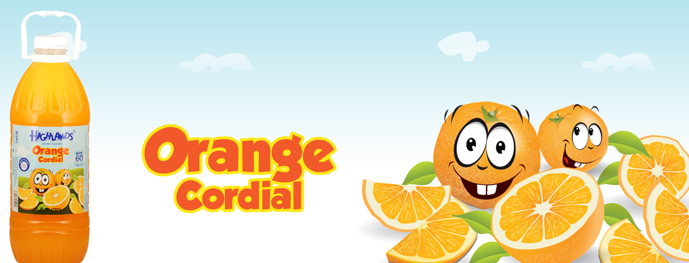Highlands Orange Cordial Slide_banner